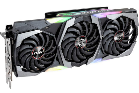 Function of a Graphics Card